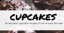 Cupcake Recipes / cupcake recipes, cupcake decoration tips, tricks, and tutorials, cupcake ideas, and more.