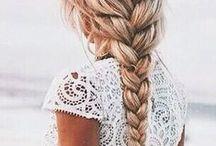 • • HAIR GOALS • •