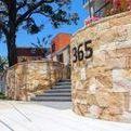Australian Sandstone colonial walling / Aussietecture is Australian stone supplier. www.aussietecture.com.au