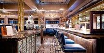 Brilliant Bars and Restaurants from around the world / A roundup of bars and restaurants, whose interiors will compliment your cocktail!