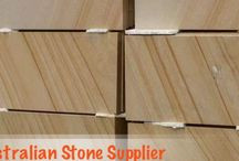 Australian Sandstone Paving / Australian stone supplier  www.aussietecture.com.au