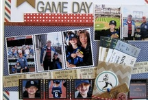 Scrapbooking (what else??) / These are layouts and cards that inspire me! / by Kristin Kingrey