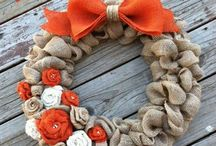 Crafts~Wreaths / by Lori Eaton