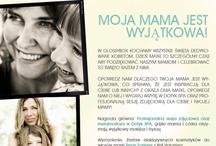 Moja mama jest wyjątkowa! / W GLOSSYBOX kochamy wszystkie święta dedykowane kobietom. Dzień Matki to szczególny czas aby podziękować naszym mamom i celebrować to święto razem z nimi. Opowiedz nam dlaczego Twoja mama jest wyjątkowa, co sprawia, że jest inspiracją dla Ciebie lub innych? Z okazji Dnia Matki, opowiedz nam o niej i wygraj wizytę w salonie pięknosci oJak wygrać: Powiedz nam, dlaczego Twoja mama jest wyjątkowa i wyślij wasze wspólne zdjęcie. Twoja mama również otrzyma e-mail ze specjalną wiadomością i zdjęciem.