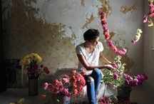 f l o r a / by Sarah Imogen