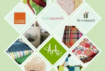 Arte Ideas - Environmentally Friendly Products / Featured eco-friendly products at Arte Ideas.