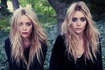 olsen twins / by Abby McVeigh