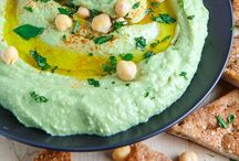 Dips, Spreads, Sauces, etc. / Making fruit, veggies, chips & crackers a little tastier! / by Hattie Mahner