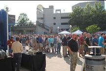 Wildfire Weekend In South Carolina / June 24th 2013 in Greenville, South Carolina. Over 10,000 men, fathers and sons came to worship. The event was filled with workshops, exhibits, hunting, fishing, football, extreme sports, and miscellaneous outdoor activities.  / by Kellyco Detectors