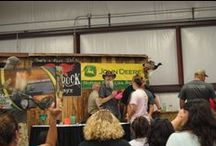Arkansas Outdoors Expo! / This event was held on July 20-21 in Conway, AR.  We had plenty of fun and were so thrilled to see Uncle Si make his appearance there!  / by Kellyco Detectors