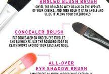 Beauty Tips, Tutorials & Hacks / Statement makeup, theatrical makeup, pretty makeup, natural makeup, glamorous makeup, fun makeup and fancy dress makeup ideas and inspiration
