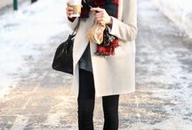 Winter Style / by Chloe Moore