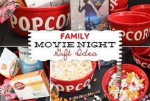 Family Movie Nights / by Cary Plunkett