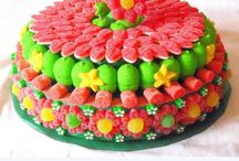 tartas de chuches
