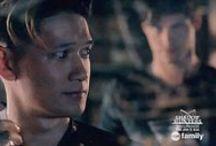 Magnus and Alec = MALEC