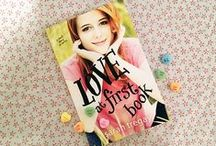 Love at First Book / A YA short story in verse by Sarah Tregay