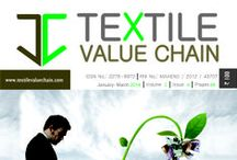 TVC MAGAZINE ISSUE COVER PAGES / Textile Value Chain is B2B Monthly Magazine, Read, Absorb, Share your views about Textile industry, About Magazine, Anything you feel like... Thanks...