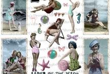 My Etsy Salem´s Dreams / Altered Art & Digital Collage Sheet http://www.etsy.com/shop/SalemDreams