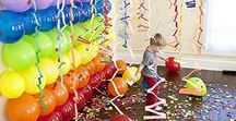 Birthday Party Recipes, Decor, and Ideas / Ideas to help make those milestone moments extra memorable from recipes to themes.