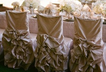 Chair Cover Decor