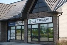 Abbott Foot & Ankle Clinic / At Abbott Foot & Ankle Clinic we know how to treat common foot injuries – we do it everyday!  With proactive treatment, you should be able to make a full recovery in a short time with minimal disruption of your life. Usually within a short period, you are able to return to the activities you love and can start to really enjoy life again.