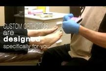 Videos / At Abbott Foot & Ankle Clinic we know how to treat common foot injuries – we do it everyday!  With proactive treatment, you should be able to make a full recovery in a short time with minimal disruption of your life. Usually within a short period, you are able to return to the activities you love and can start to really enjoy life again.