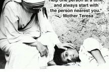 [ MOTHER THERESA ]
