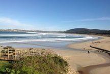 Ferrol / Recorrido por la Ruta de la Construcción Naval y las playas salvajes de Ferrol
