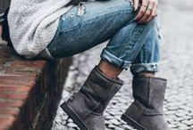 Warme Stiefel & Stiefeletten / Um keine kalten Füße zu bekommen, haben wir für Euch eine Auswahl wunderschöner Stiefel und Stiefeletten zusammengestellt.