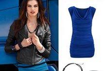 Outfits für Sie / Modische und trendige Outfits für die Damenwelt