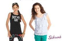 Mädchenmode mit Stil / Mode für Mädchen mit Stil