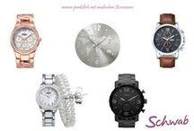 Uhren & Schmuck / Trendige Uhren und schöner Schmuck