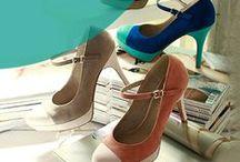 Damenschuhe im Trend / Modische Schuhe für Damen