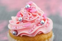 Cupcakes / Yummy.....I have a constant sweet tooth, so I like anything from the bakery, like cupcakes, cookies. LOL :)