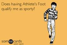 Silly Feet / Funny jokes and pictures that have to do with feet, shoes, and podiatry.