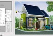 portofolio - desain exterior / jasa desain arsitek di Makassar