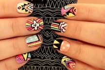 Weird Nails / Through every art expressed various emotions.