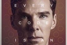 The Imitation Game / The Imitation Game is a 2014 historical thriller film directed by Morten Tyldum, with a screenplay by Graham Moore loosely based on the biography Alan Turing: The Enigma by Andrew Hodges. It stars Benedict Cumberbatch as the British cryptanalyst Alan Turing, who helped solve the Enigma code during the Second World War and was later prosecuted for homosexuality.