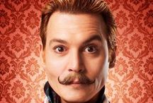 Mortdecai / Juggling angry Russians, the British Mi5, and an international terrorist, debonair art dealer and part time rogue Charlie Mortdecai races to recover a stolen painting rumored to contain a code that leads to lost Nazi gold.