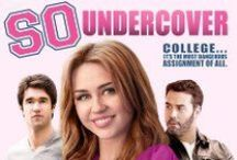 So undercover / A tough, street-smart private eye is hired by the FBI to go undercover in a college sorority.