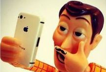 Funny Selfies / Everything is funny, as long as it's happening to somebody else. LOL :)