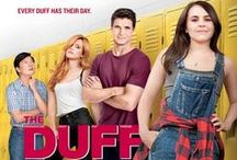 The Duff / A high school senior instigates a social pecking order revolution after finding out that she has been labeled the DUFF (Designated Ugly Fat Friend) to her prettier more popular friends.