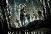"""The Maze Runner / Thomas is deposited in a community of boys after his memory is erased, soon learning they're all trapped in a maze that will require him to join forces with fellow """"runners"""" for a shot at escape."""