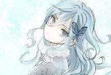 *-* / Animés kedvenc női szereplőim, aranyos ministory-k