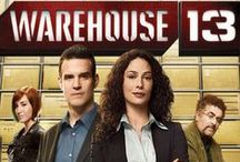 Warehouse 13 / After saving the life of the President in Washington D.C., a pair of U.S Secret Service agents are whisked away to a covert location in South Dakota that houses supernatural objects that the Regents, an Authority above and outside any government, have collected over the centuries. Their new assignment: retrieve any lost objects and investigate reports of new ones.
