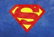 Superheroes / S U P E R H E R O E S  P O S T E R S
