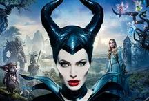 Maleficent / Maleficent is a 2014 American dark fantasy film directed by Robert Stromberg from a screenplay by Linda Woolverton. Starring Angelina Jolie as the eponymous Disney villainess character, the film is a live-action re-imagining of Walt Disney's 1959 animated film Sleeping Beauty, portraying the story from the perspective of the antagonist, Maleficent.