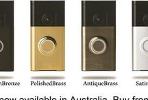 RING DOORBELL AUSTRALIA / Wifi Smart Doorbell  - RING Doorbell Australia Buy now at www.indusTEC.com.au