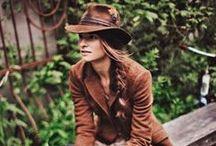 woodsy androgyny