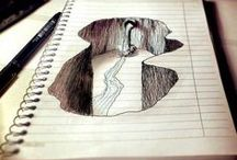 Kunst/Zeichnen / Art